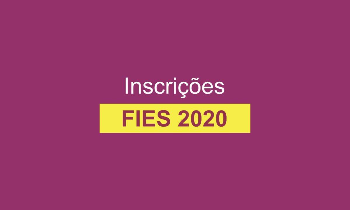 Fies 2020.2: A forma de se inscrever mudou, veja como e o período